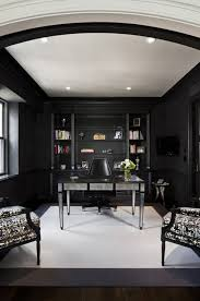 black and white home office. Black Office And White Home O
