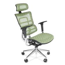green ikayaa ergonomic mesh swivel office gaming computer chair skate h gr c vnnf me