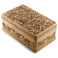 wooden jewelry box carved wooden jewelry box wooden jewelry chest hand carved walnut wood jewelry box