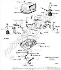 1965 mustang alternator wiring diagram