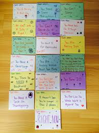 Open When Letters To Your Best Friend Diy Pinterest Gift