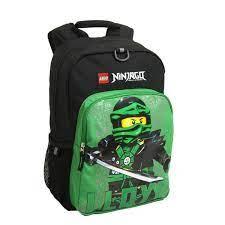 Backpacks | Classic backpack, Lego ninjago lloyd, Kids backpacks
