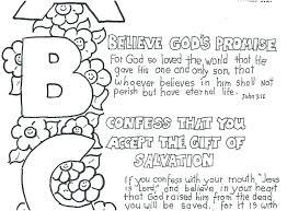 John 3 16 Coloring Page Bible Verse Printable Kjv Acnee