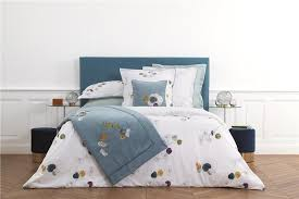 pavot french duvet cover by yves delorme