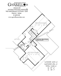 nantahala cottage 3245 house plan house plans by garrell Mountain Craftsman House Plans nantahala cottage 3245, house plan 14044, 2nd floor plan mountain craftsman house plans with photos