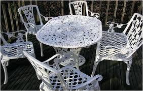 white cast iron patio furniture.  cast cast iron outdoor furniture aluminum patio white wrought  in t