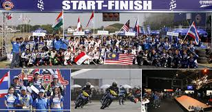 over the two days of january 17 and 18 2009 yamaha motor co ltd and thai yamaha motor co ltd held the 6th yamaha asean cup race in thailand at the