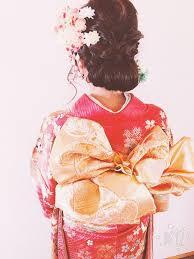 成人式 黒髪 ヘアアレンジ ロング Shidu 178044hair