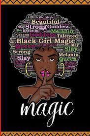 black girl magic wallpaper nawpic