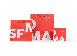 Moma Identity Design San Francisco Museum Of Modern Art 2016 Identity Fonts