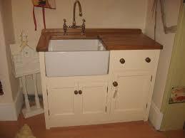 1200 x 600 freestanding murdoch troon pine kitchen belfast sink