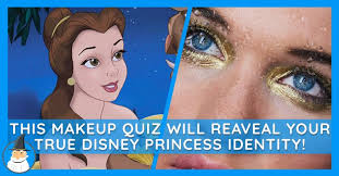 answer twelve makeup would you rather questions to learn which disney princess you are