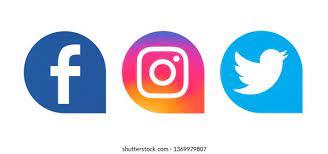 Facebook Logo HD Stock Images   Shutterstock