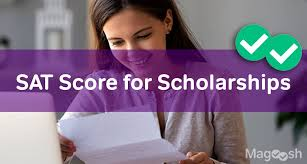 Scholarships Based On Sat Scores Whats A Good Sat Score For Scholarships Magoosh High