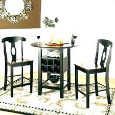 small square pub table set bistro sets and chairs outdoor black p