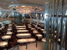 Celebrity Reflection Dining Options