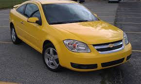 Mark H. @ Eriks Chevrolet: 2009 Chevy Cobalt LT Coupe Rally Yellow!!