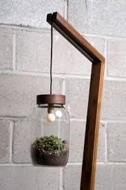 handmade lighting design. Use As A Terrarium Lamp Shade \u2013 Unique Idea For Lighting Handmade Design L