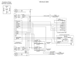 western snow plow wiring diagram ultramount wiring diagrams wiring diagram for old western plowsite