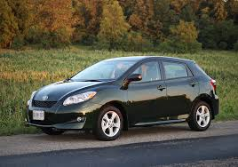 Toyota Matrix 2009-2014: engine, fuel economy, problems, specs, photos