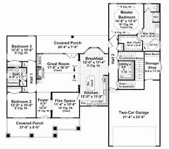 gorgeous house plan 4 bedroom home plans bonus room and bed floor remarkable ranch