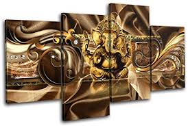 bold bloc design modern ganesh abstract 120x68cm multi canvas art print box framed picture wall on ganesh wall art uk with amazon bold bloc design modern ganesh abstract 120x68cm multi