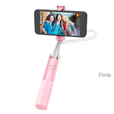 "Selfie stick ""K9A Mystical"" 3.5mm jack wired monopod 