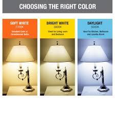 5000k Led Light Bulbs Feit Electric 300 Watt Equivalent Corn Cob Led High Lumen Daylight 5000k Utility Led Light Bulb 1 Bulb