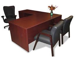 executive office desk with return. Exellent Executive Maverick Executive L Desk With Return For Office With K