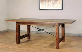 Industrial style furniture Ebay Ruff Sawn Beam Dining Table Dutchcrafters History Of Industrial Style Furniture Timber To Table