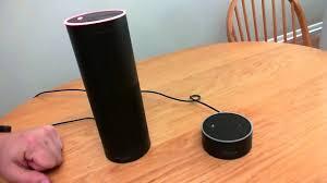 Amazon Echo Vs Echo Dot Comparison