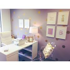 purple office decor. at the office weu0027re loving senior account exec brynnsprayberryu0027s new gold purple decor