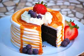 How To Bake The Pancake Cake Womens Magazine Advice for Health