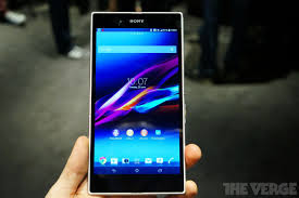 Sony Xperia Z Ultra hands-on: the ...