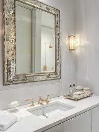 Decorative Bathroom Tray Nate Berkus Gold Mirrored Decorative Tray 10