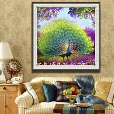 Peacock Colors Living Room Compare Prices On Peacock Patterns Online Shopping Buy Low Price