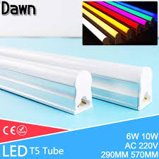 Led Tube Light 1 5 Feet Led Tube T5 10w 6w Lampada Led T5 220v 240v 600mm 30cm Led