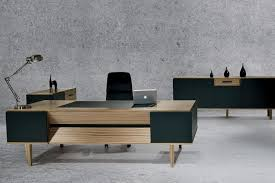 contemporary wood office furniture. Contemporary Wood Office Furniture Executive Desk In Wood\u2026 C