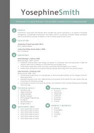 41 Last Creative Resume Templates Free Download For Microsoft Word