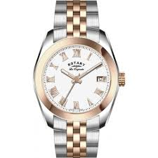 gb90111 01 rotary mens les originales lausanne two tone steel rotary gb90111 01 mens les originales lausanne two tone steel bracelet watch