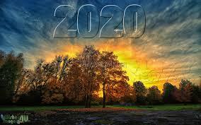 Dektop/pc - Happy New Year 2020 Nature ...