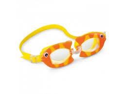<b>Очки</b> для плавания <b>Intex Fun</b> Goggles, 3-8 лет в ассорт. купить в ...