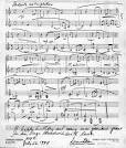 Images & Illustrations of musical score