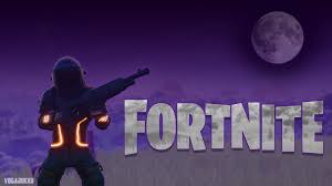 Fortnite Wallpaper for Desktop Dark ...