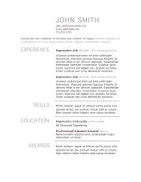 Resume Templates Word Download Best Of Resume Download Word Sample Resume Download In Word Format Sample