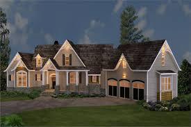 106 1274 home plan rendering of this 3 bedroom 2499 sq ft plan 106