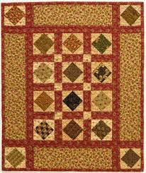 Quilts Made of Civil War Reproduction Fabrics | AllPeopleQuilt.com & Green Acres Doll Quilt Adamdwight.com