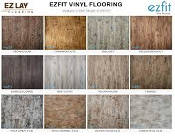 ezfit vinyl plank flooring highest quality vinyl flooring available at falcon flooring carpets and tiles