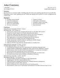 Phone Number On Resume Best Guest Service Associate Resume Example Livecareer