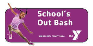 join the garden city family ymca on may 19 for its school s out bash family fun night with inflatables carnival swimming drawings prizes
